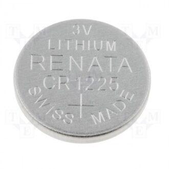CR 1225 RENATA БАТЕРИЯ 2