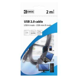 SD7302 КАБЕЛ USB/USB mini 2m