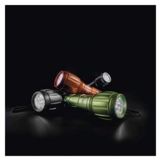 P3882 ФЕНЕР 9 led METAL LED 2
