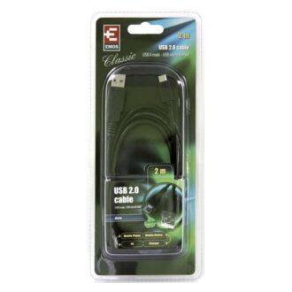 SB7402 КАБЕЛ USB 2м A/M-B/M micro data 2