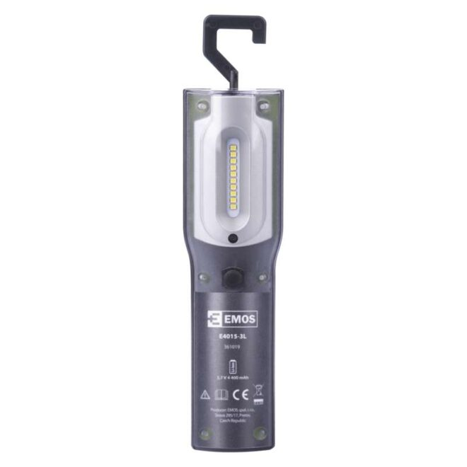 P4522 ФЕНЕР RECHARGEABLE  LED EMOS 3