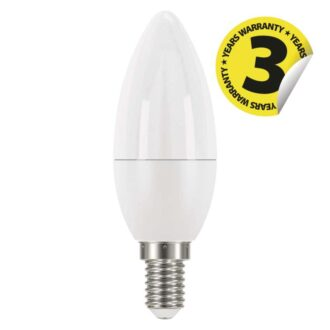 ZQ3221 КРУШКА LED CLS CANDLE 6W E14 NW 4