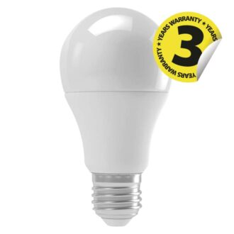 ZQ5142 КРУШКА LED CLS A60 9W E27 CW 1