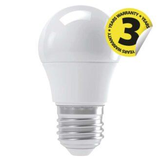 ZQ1111 КРУШКА LED CLS MINI GL 4W E27 NW 4