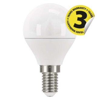 ZQ1221 LED CLS MINI GL 6W E14 NW 4