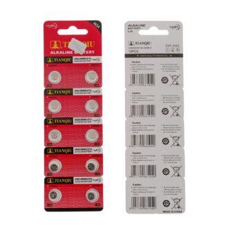 Tianqiu-Bateria-AG4-Boton-De-Pilas-Alcalinas-Boton-De-Pilas-Bateria-Tianqiu-Alkaline-Button-Cell-AG4-Dry-Battery-Lr626-Watch-Battery